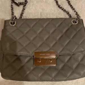Handbags - Michael Kors Sloan Large Quilted Shoulder Bag